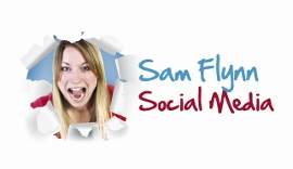 Sam Flynn Social Media