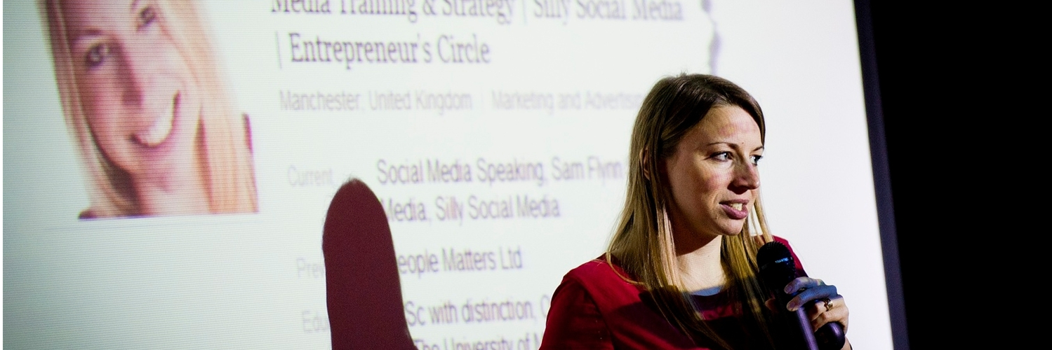 Speaking at the Social Media Summit, Ireland