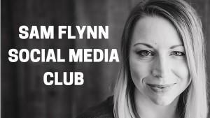 Sam Flynn Social Media Club