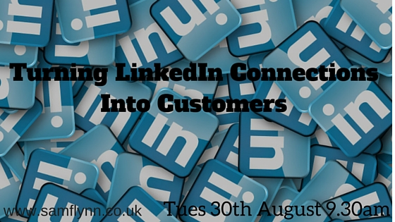 Turning LinkedIn Connections Into Customers