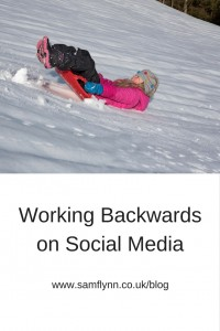Working Backwards on Social Media (1)