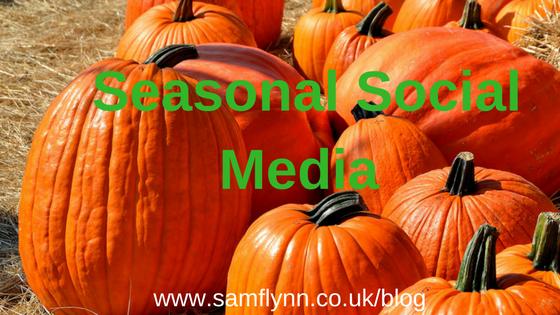 Seasonal Social Media