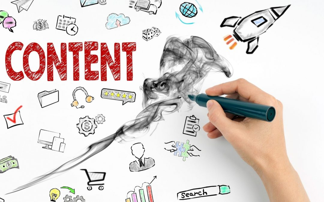 5 Steps To Generating Content Ideas